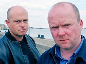 Grant and Phil Mitchell